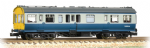 374-877 Farish Ex LMS 50ft Inspection Saloon Blue & Grey